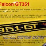 Ford Falcon GT351