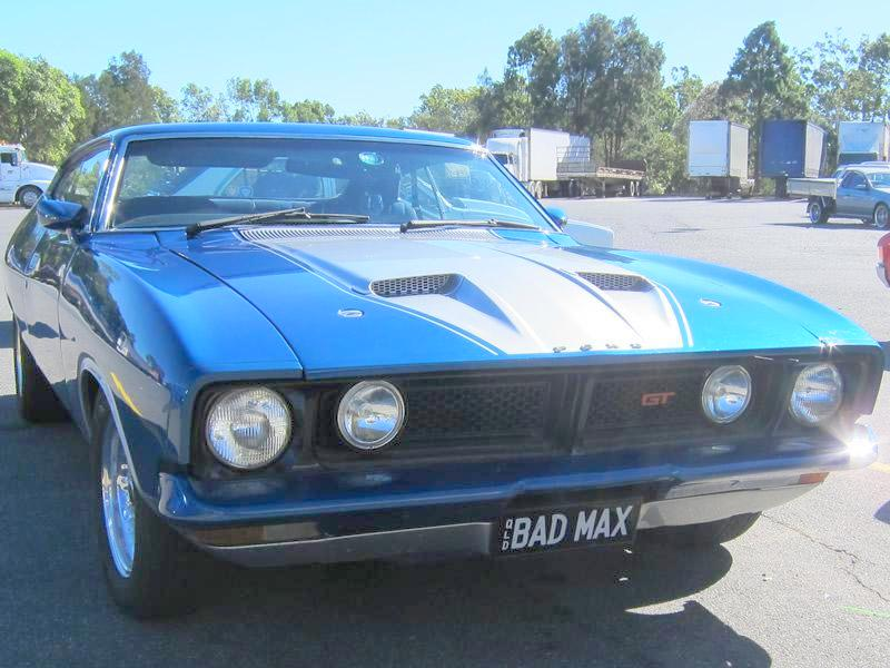 1974 FORD XB COUPE FAIRMONT
