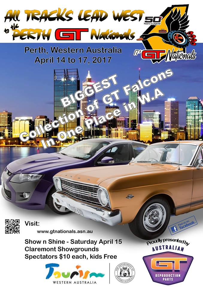 GT Falcon Nationals