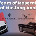 Motorclassica 2014 – Mustang Display